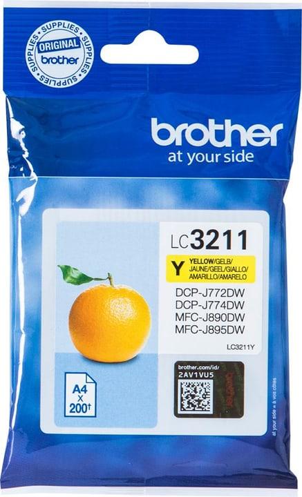 LC-3211Y cartuccia d'inchiostro giallo Cartuccia d'inchiostro Brother 798546500000 N. figura 1