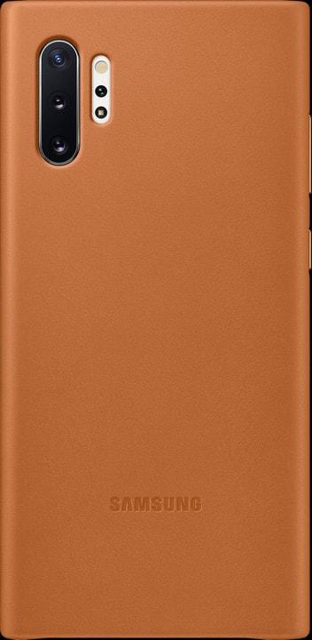 Leather Cover camel Hülle Samsung 785300146389 Bild Nr. 1