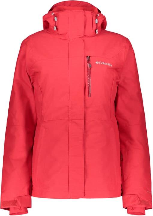 Alpine Action OH Jacket Giacca da sci da donna Columbia 462541600330 Colore rosso Taglie S N. figura 1