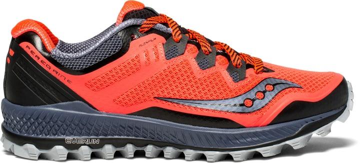 Peregrine 8 Chaussures de course pour femme Saucony 463214039030 Couleur rouge Taille 39 Photo no. 1