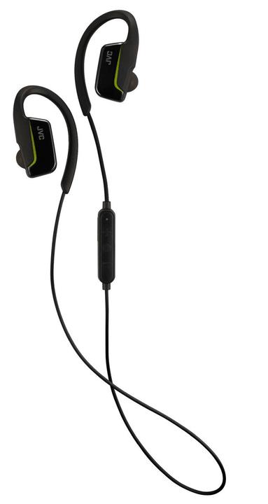 HA-EC30BT-B - Nero Cuffie In-Ear JVC 785300141743 N. figura 1