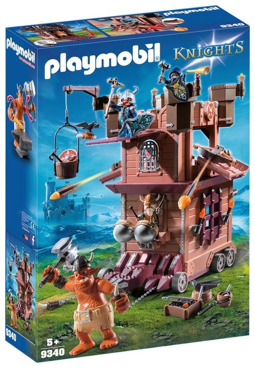 Playmobil 9340 Mobile Zwergenfestung 744549000000 Bild Nr. 1