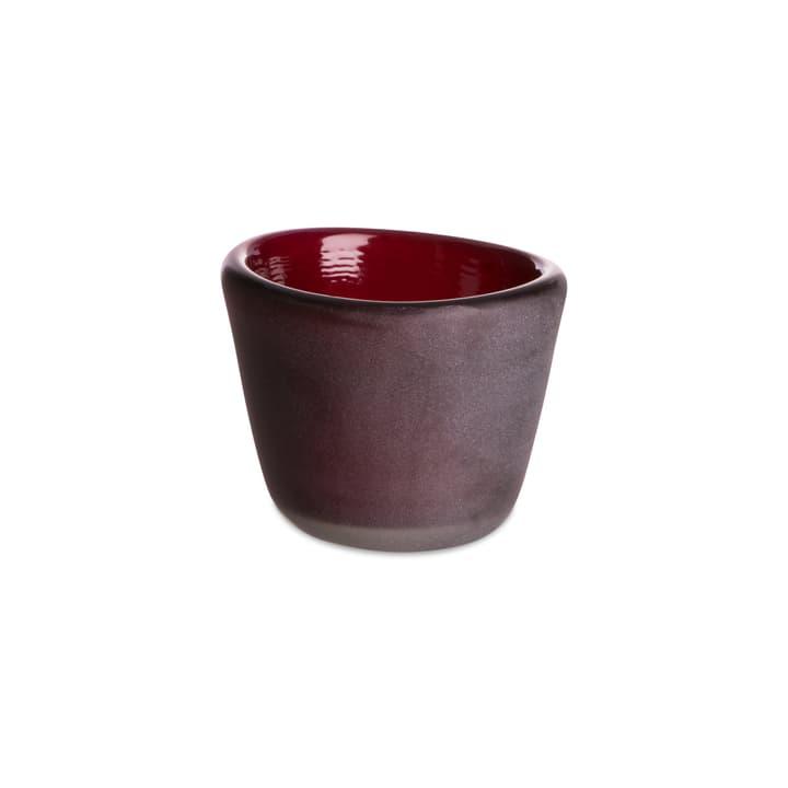 ROMI portacandele scaldavivande 390237600000 Dimensioni A: 10.0 cm Colore Rosso scuro N. figura 1