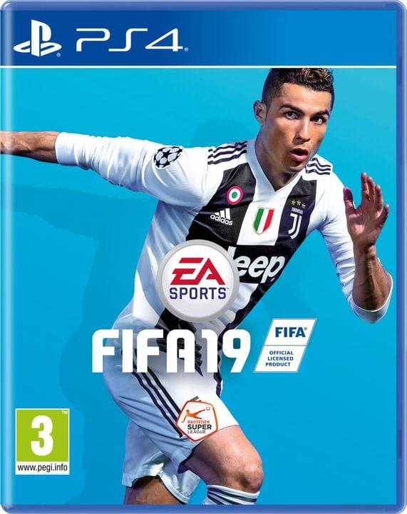 PS4 - FIFA 19 Box 785300138047 Bild Nr. 1