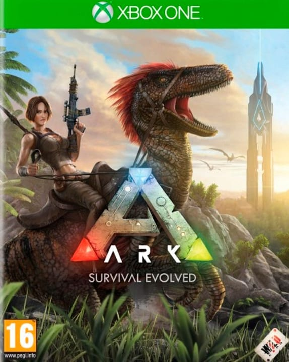 Xbox One - ARK: Survival Evolved Box 785300122702 N. figura 1