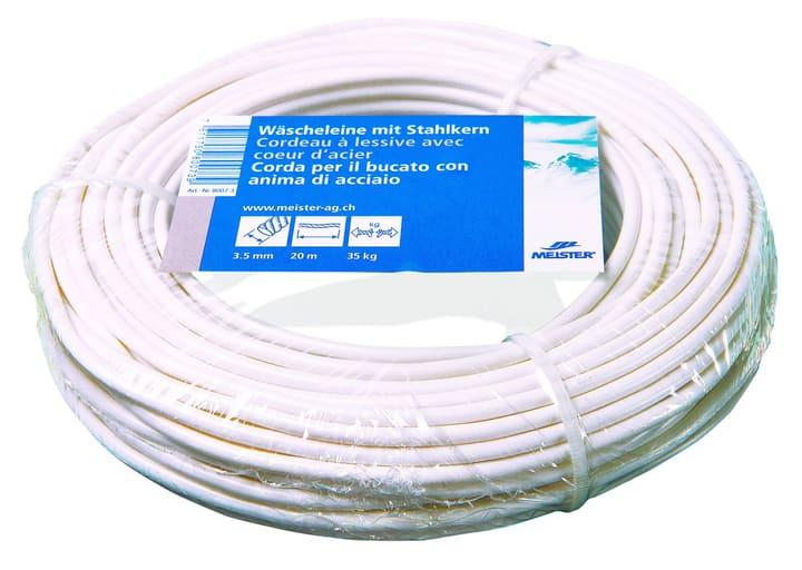 Wäscheleine aus PVC mit Stahlkern Meister 604751800000 Bild Nr. 1