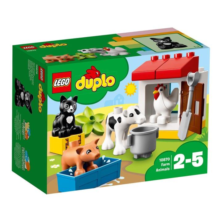 Lego Duplo 10870 Animali Della Fattoria 748868700000 N. figura 1