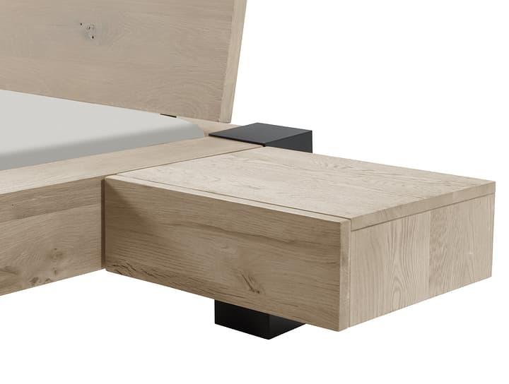 CAJA Table de chevet HASENA 403520385028 Dimensions L: 48.0 cm x P: 41.0 cm x H: 16.0 cm Couleur Chêne brut Photo no. 1