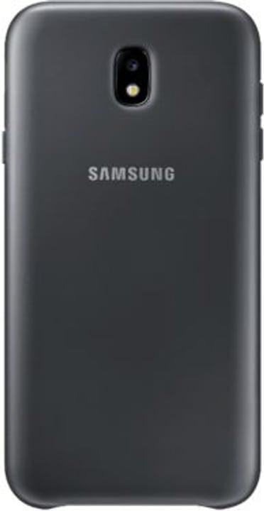 Dual Layer Cover J7 (2017) schwarz Hülle Samsung 785300129634 Bild Nr. 1