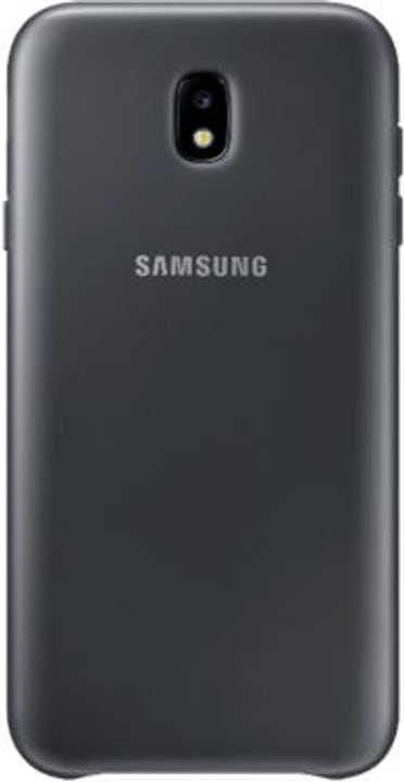 Dual Layer Cover J7 (2017) schwarz Samsung 785300129634 Bild Nr. 1