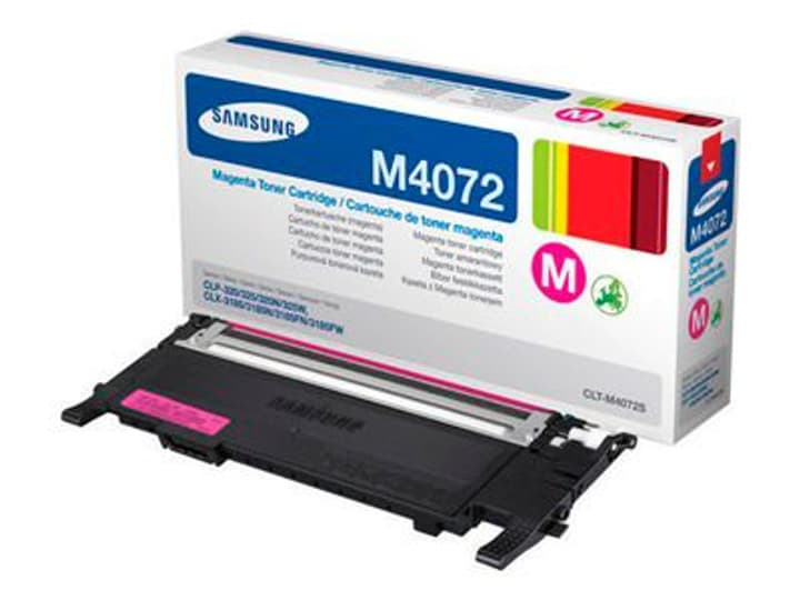 CLT-M4072 CLP Toner-Modul magenta Samsung 797515300000 Photo no. 1