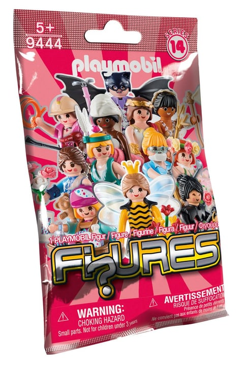 Playmobil Figures Series 14 -Girls 746099600000 N. figura 1