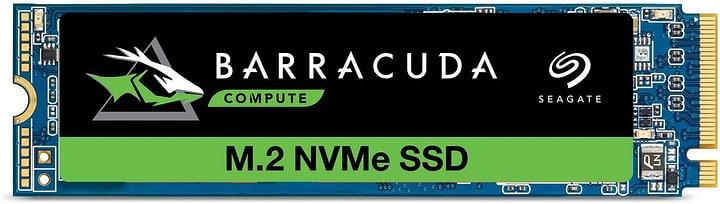 SSD BarraCuda 510 M.2 2280 256 GB SSD Intern Seagate 785300145918 Bild Nr. 1