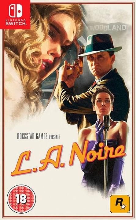 NSW - L.A. Noire D Box 785300130391 Photo no. 1