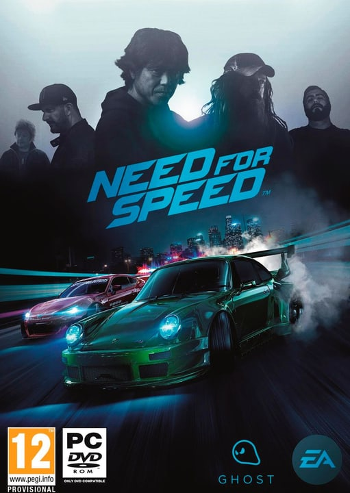 PC - Need for Speed Fisico (Box) 785300119996 N. figura 1