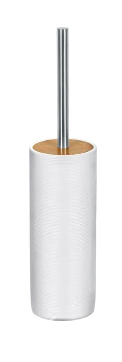 WC-Bürstengarnitur Kyoto Kleine Wolke 675006900000 Farbe Weiss Grösse 90 x 400 mm Bild Nr. 1