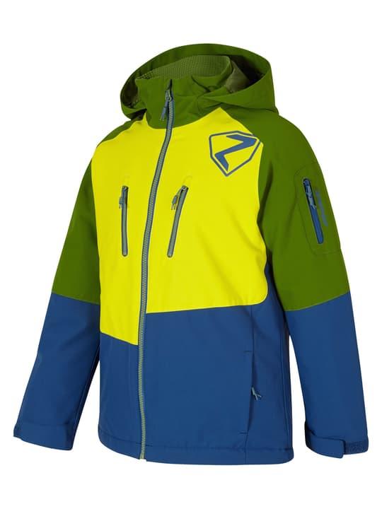 ANOAH Veste de ski pour enfant Ziener 466800710466 Couleur lime Taille 104 Photo no. 1