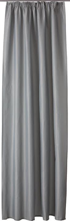 LEANDRO Rideau prêt à poser nuit 430272521844 Couleur Turquoise Dimensions L: 150.0 cm x H: 270.0 cm Photo no. 1