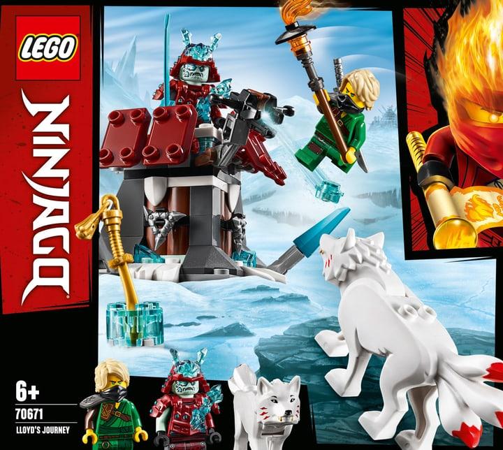LEGO NINJAGO 70671 Angriff des Eis-Samu 748716900000 Bild Nr. 1
