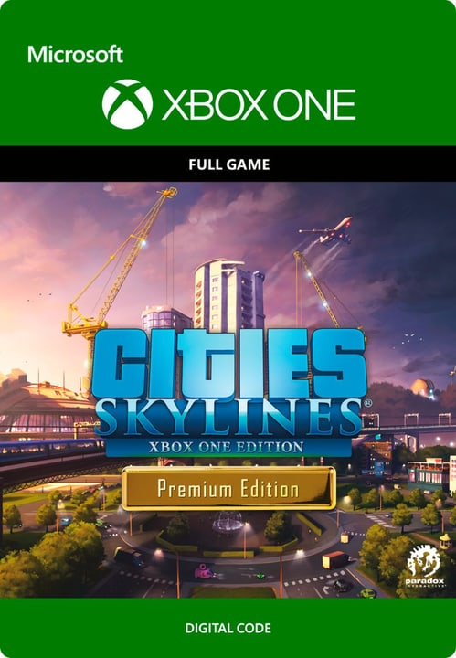 Xbox One - Cities: Skylines - Premium Edition Download (ESD) 785300135564 Photo no. 1