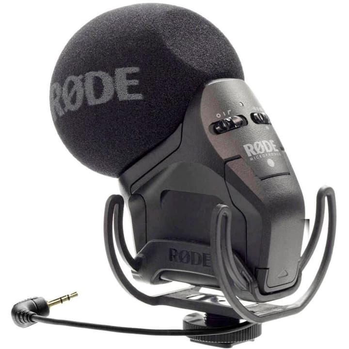 Rode Stereo Videomic Pro R pour DSLR / Camcorder Rode 785300124368 Photo no. 1