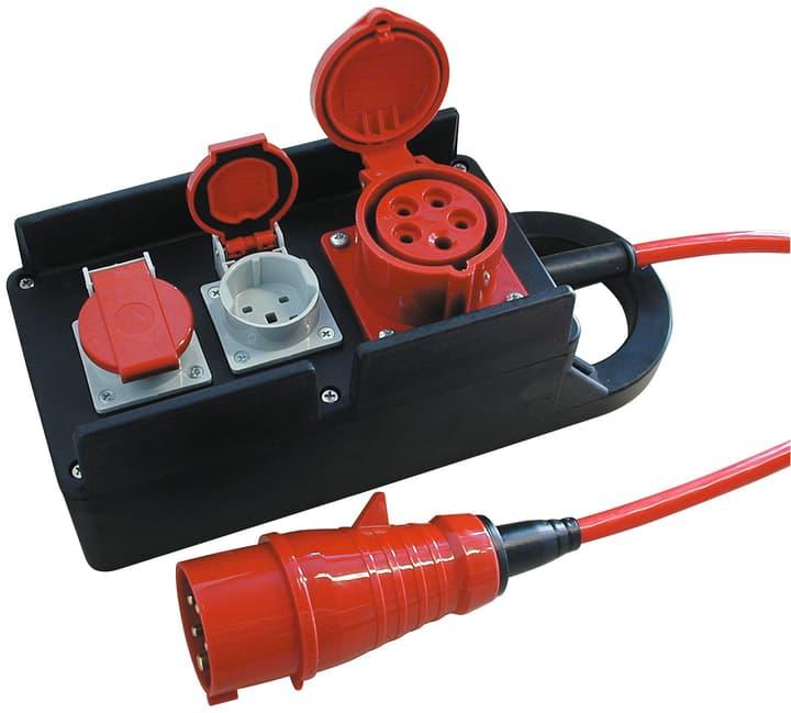 I-BOX Gummi Sicherheitsverteiler Steffen 612087800000 Bild Nr. 1