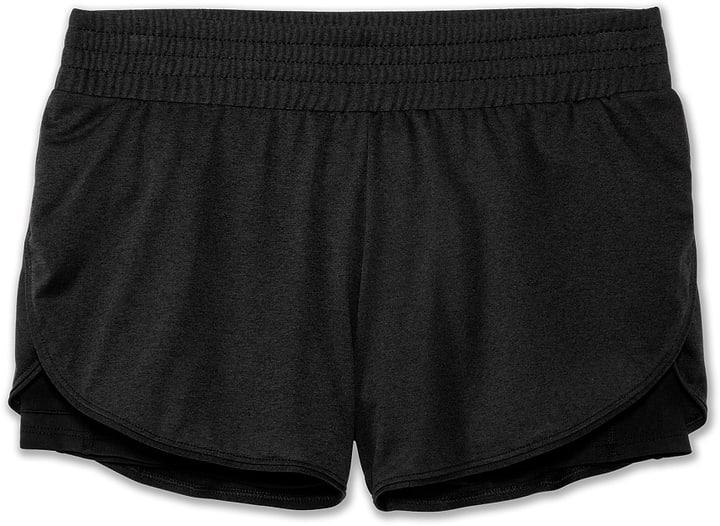 Rep 3'' 2in1 Short Damen-2in1-Shorts Brooks 470173400220 Farbe schwarz Grösse XS Bild-Nr. 1