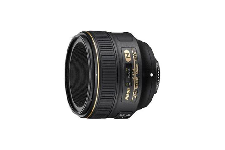 Nikkor AF-S 58mm/1.4G Objektiv Objektiv Nikon 793411800000 Bild Nr. 1