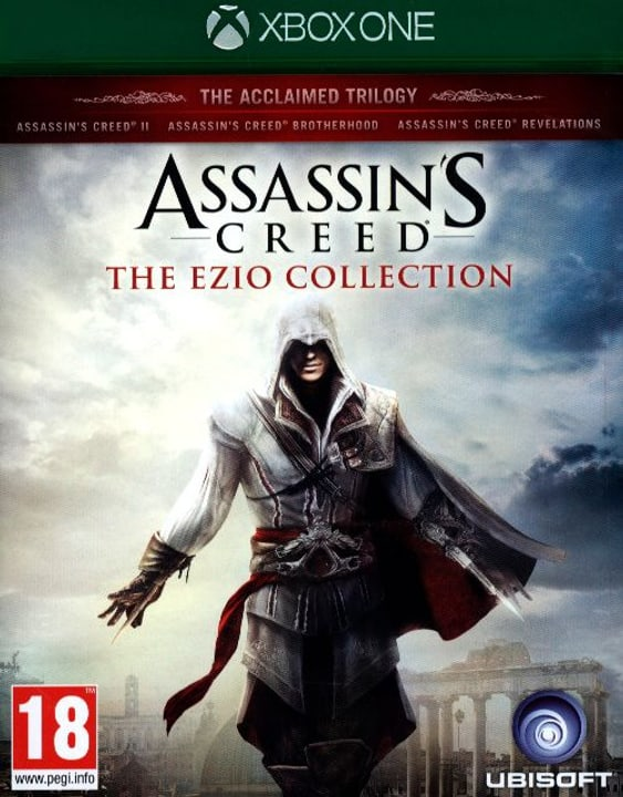Xbox One - Assassin's Creed - Ezio Collection Box 785300121882 N. figura 1