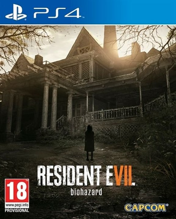 PS4 - Resident Evil 7 785300121521 Photo no. 1