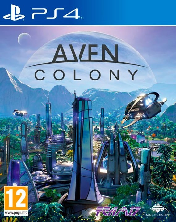 PS4 - Aven Colony Physisch (Box) 785300122582 Bild Nr. 1