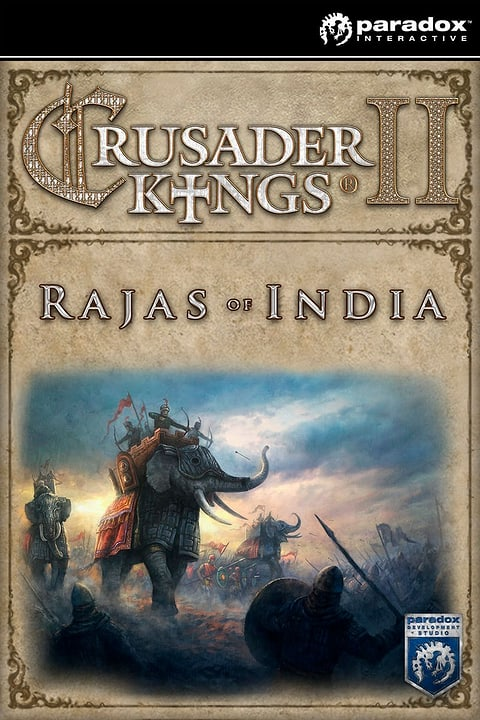 PC/Mac - Crusader Kings II: Rajas of India Download (ESD) 785300134147 Bild Nr. 1