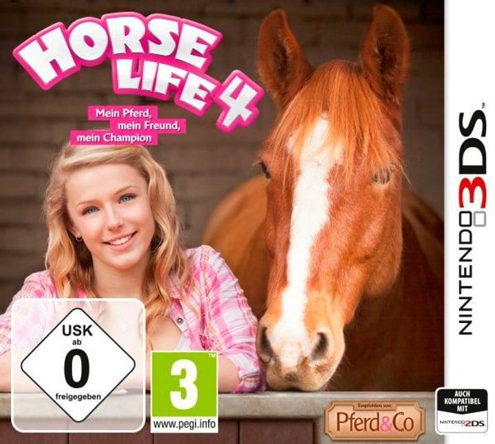 3DS - Horse Life 4: Mein Pferd, mein Freund, mein Champion 785300121939 Photo no. 1