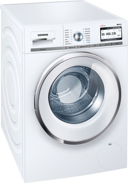 WM4HY790CH iSensoric Lave-linge automatique suisse series 785300123434 Photo no. 1