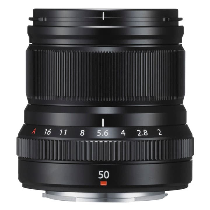 XF 50mm F2 R WR Black FUJIFILM 785300129918 Photo no. 1