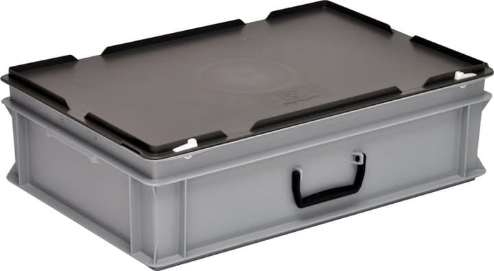 Koffer utz 603339600000 Grösse L: 60.0 cm x B: 40.0 cm x H: 18.4 cm Farbe Grau Bild Nr. 1