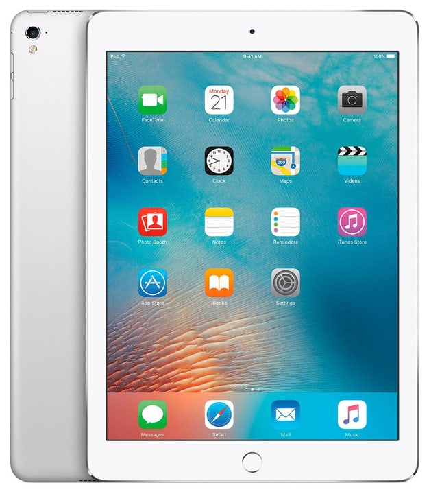 "iPad Pro 9.7"" WiFi 32GB silver Apple 798123600000 Bild Nr. 1"