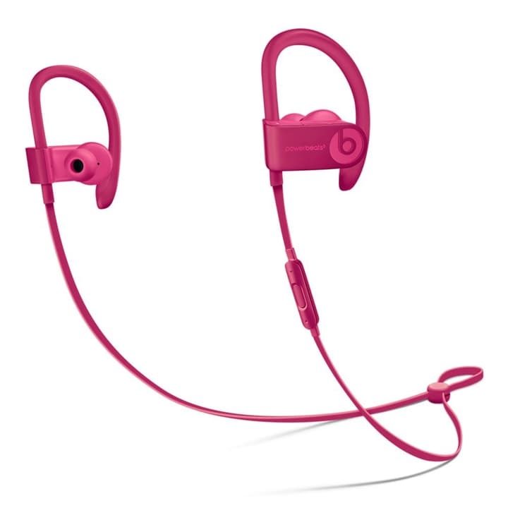 Powerbeats3 Wireless - Neighborhood Collection - In-Ear écouters - Rouge brique Beats By Dr. Dre 785300130793 Photo no. 1