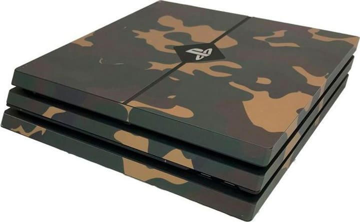 PRO - Camouflage Green PS4 Epic Skin 785300129331