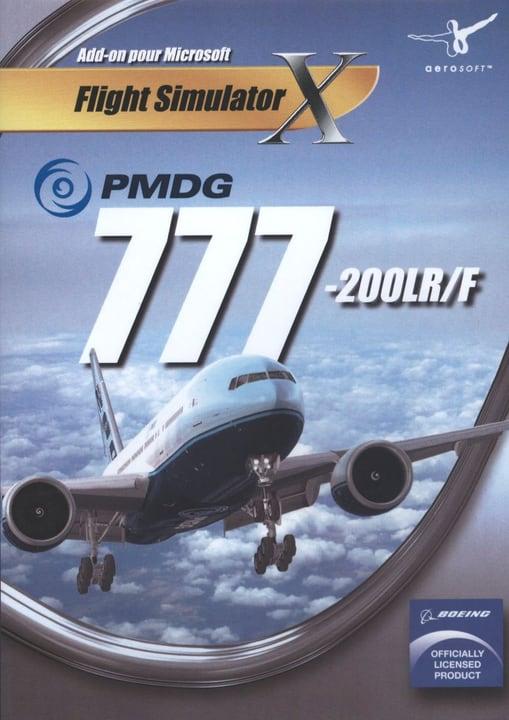 PC - PMDG 777-200LR/F pour FSX Fisico (Box) 785300128264 N. figura 1