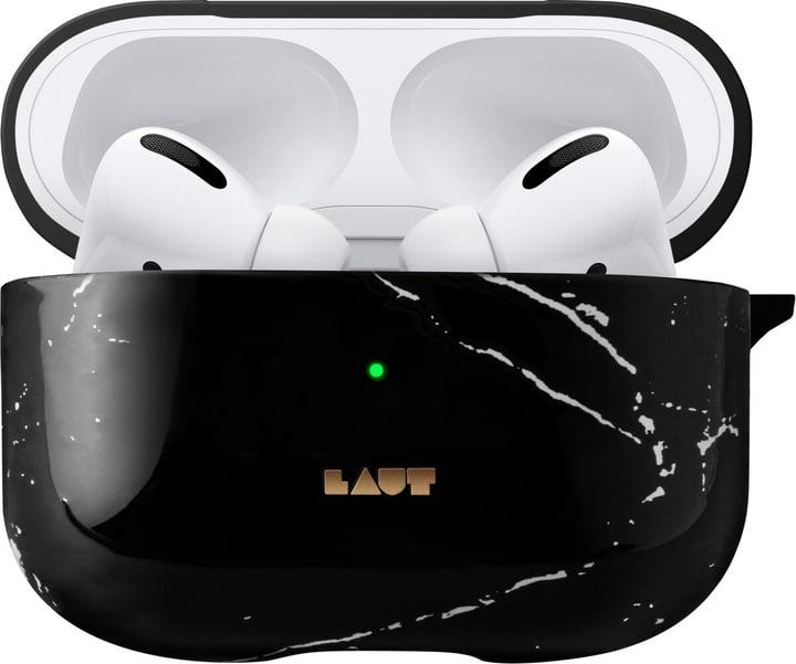 Huex Element for AirPods pro - Marble black case Laut 785300150466 Photo no. 1