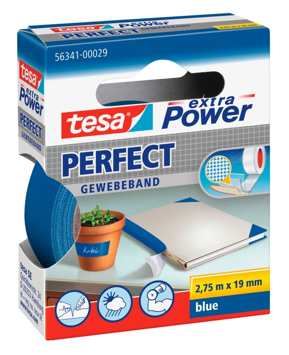 EXTRA POWER PERFECT BLU Tesa 663082200000 N. figura 1