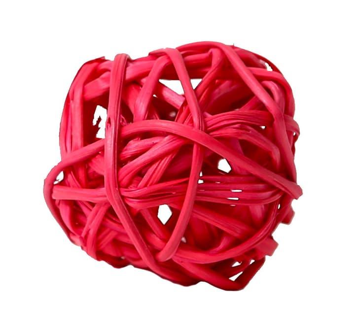 Sfere Rattan, rosso,  3cm, 5pcs. Do it + Garden 656547800003 Colore Rosso Taglio ø: 30.0 mm N. figura 1