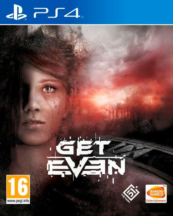PS4 - Get Even Box 785300122249 Photo no. 1