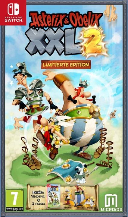 NSW - Asterix & Obelix XXL2 - Limited Edition (D) Box 785300139042 Photo no. 1