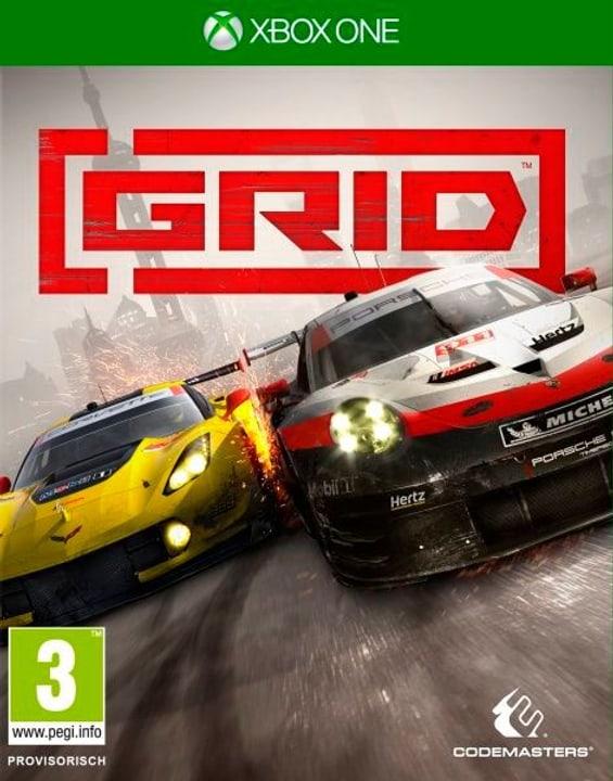 Xbox One - GRID D Box 785300145968 Photo no. 1