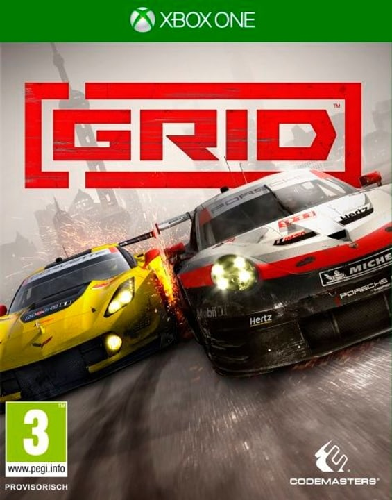 Xbox One - GRID F Box 785300145963 Bild Nr. 1