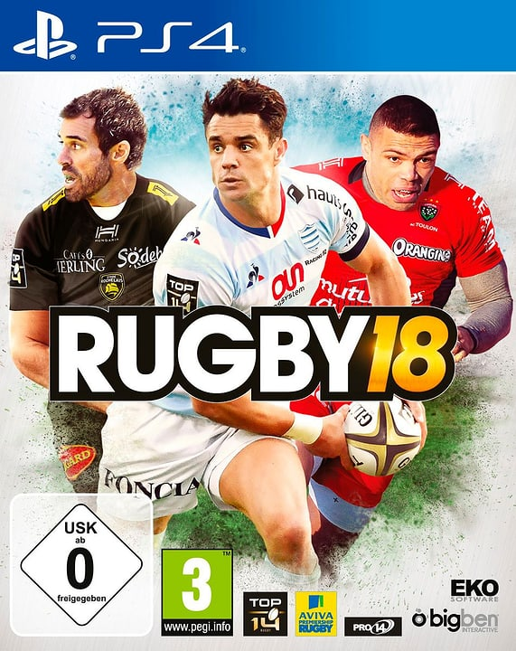 PS4 - Rugby 18 785300129606 N. figura 1