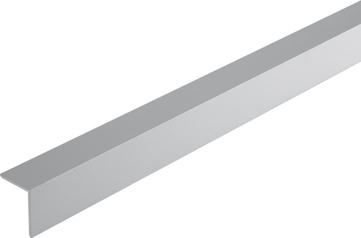 Winkel-Profil ungleichschenklig 2 x 30 x 20 mm silberfarben 2 m alfer 605109400000 Bild Nr. 1