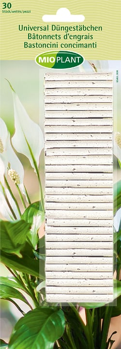 Bâtonnets d'engrais, 30 bâtonnets Mioplant 658230800000 Photo no. 1